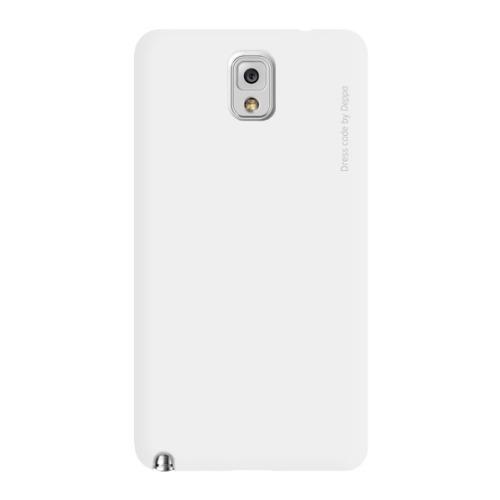 Накладка пластиковая Deppa Air Case Samsung Galaxy Note 3 White