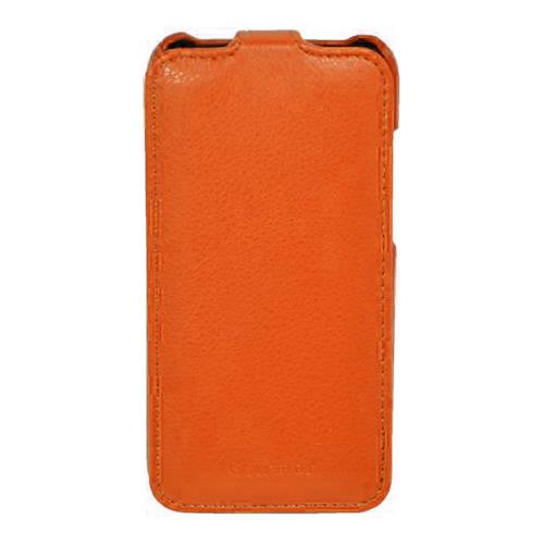 Чехол-книжка Armor iPhone 5 Orange
