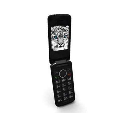 Телефон Vertex C308 Black