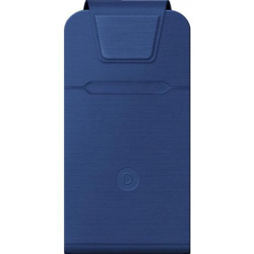"""Чехол - книжка Deppa Flip Fold M универсальный (4.3""""-5.5"""") Blue"""
