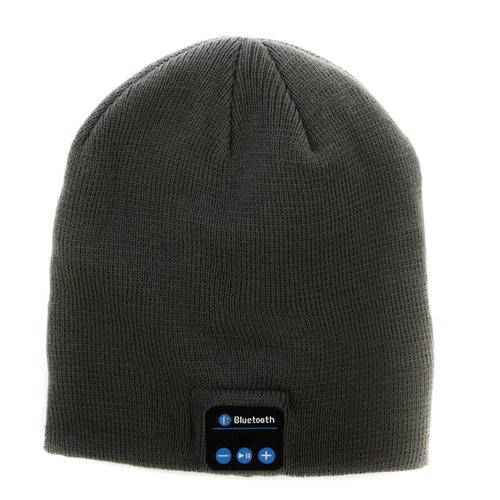 Шапка Goodcom Bluetooth со встр.динамиками Grey