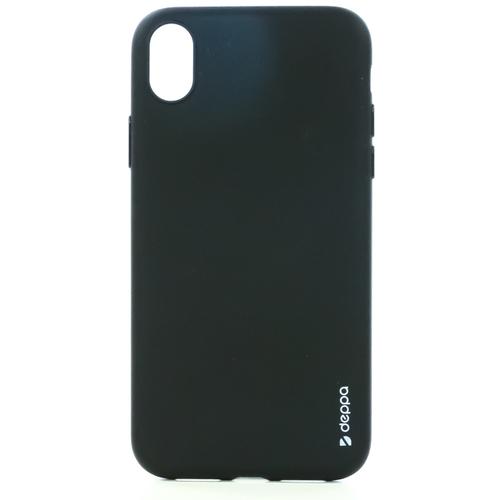 Накладка силиконовая Deppa Gel Color Case iPhone XR Black