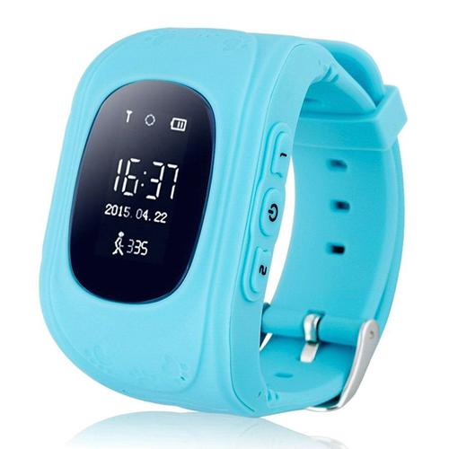 Умные часы Smart Baby Watch Q50 Blue