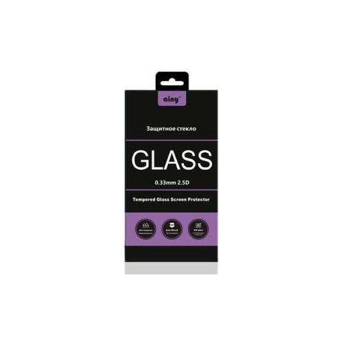 Защитное стекло на iPhone 7 Plus Full Screen Cover, Ainy, 0.33mm Black