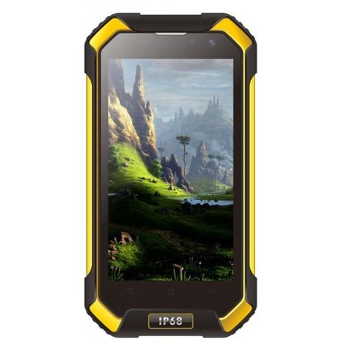 Телефон Blackview BV6000 32Gb LTE Sunshine Yellow фото