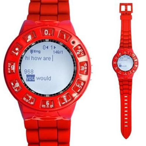 Умные часы BURG 6 L.A. Часы Red