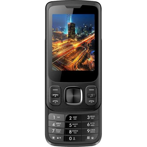 Телефон Vertex S107 Black