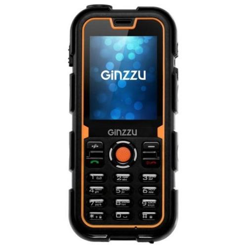 Телефон Ginzzu R2D Black Orange