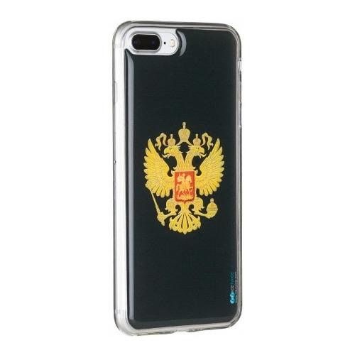 Накладка силиконовая IceTwice iPhone 7 / iPhone 8 Plus Герб №402