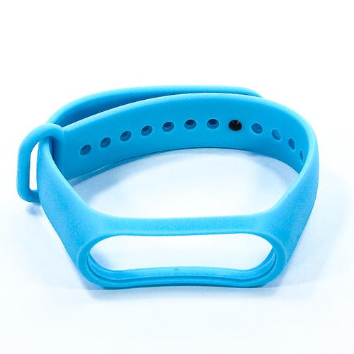 Ремешок Goodcom для фитнес-браслета Xiaomi Mi Band 3 Blue