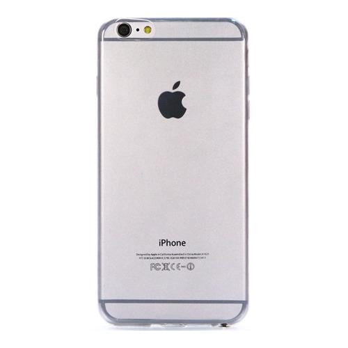 Накладка силиконовая Goodcom Ultra slim iPhone 6 Plus White