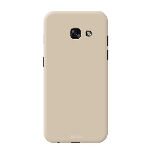 Накладка пластиковая Deppa Air Case Samsung Galaxy A5 (2017) Gold