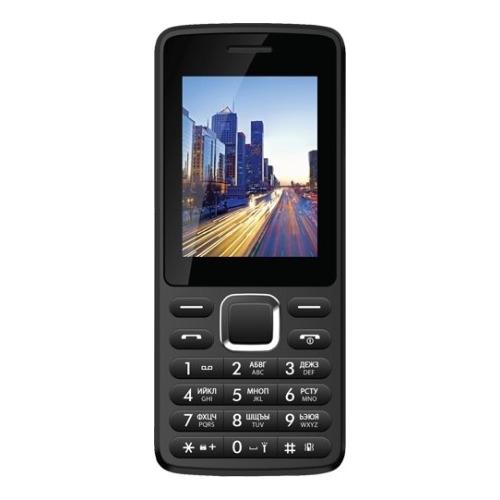 Телефон Vertex D518 Black
