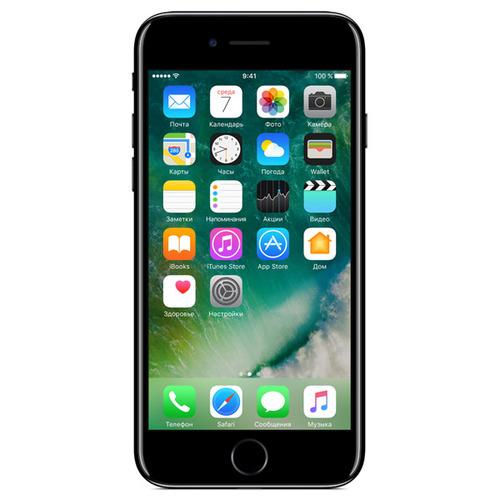 Телефон Apple iPhone 7 128Gb, Jet Black