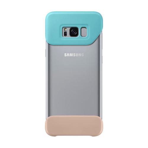 Накладка пластиковая Samsung Cover для Galaxy S8 Plus (EF-MG955CLEGRU) Mint/Brown
