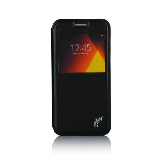 Чехол - книжка G-Case Slim Premium Samsung Galaxy A5 (2017) черный (GG-796)