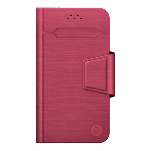 """Чехол - книжка Deppa Wallet Fold L универсальный (5.5""""-6.5"""") Red"""