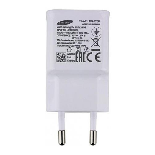 Сетевое зарядное устройство Samsung EP-TA20EWE (micro USB) 2A белое фото