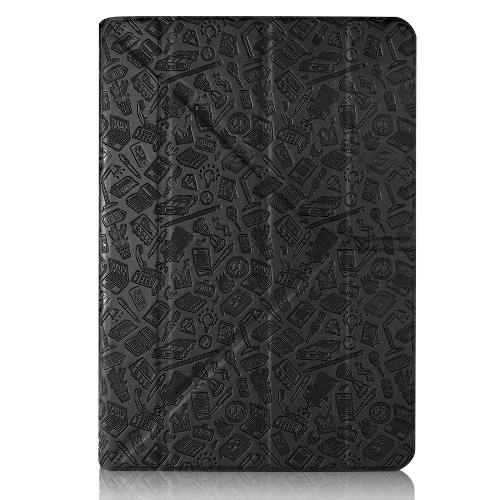 Чехол - книжка Canyon универсальный 7' Life is (двусторонний) Grey