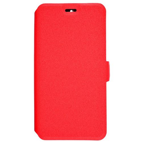 Чехол-книжка для Xiaomi Mi4, PRIME book, красная