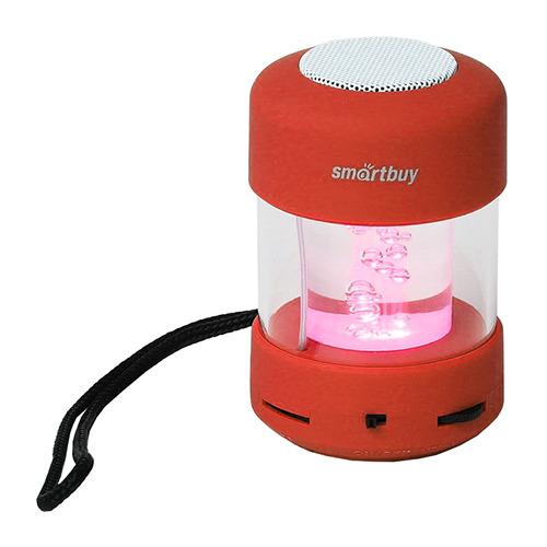 Колонка SmartBuy Candy Punk 2.2W (SBS-1020) Red