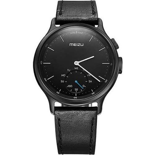 Умные часы Meizu R20, Leather Black