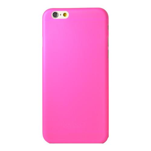 Накладка пластиковая Deppa Sky Case iPhone 6 0.4mm Pink