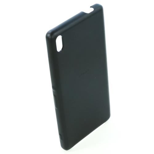 Накладка кожаная Sony Xperia XA Ultra SBC34 Black