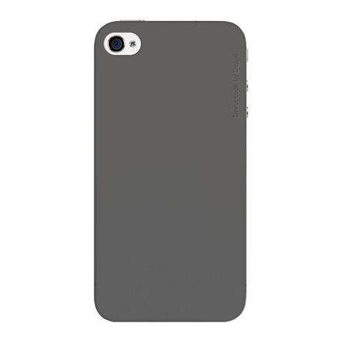 Накладка пластиковая Deppa Sky Case iPhone 4/4S 0.33mm Grey