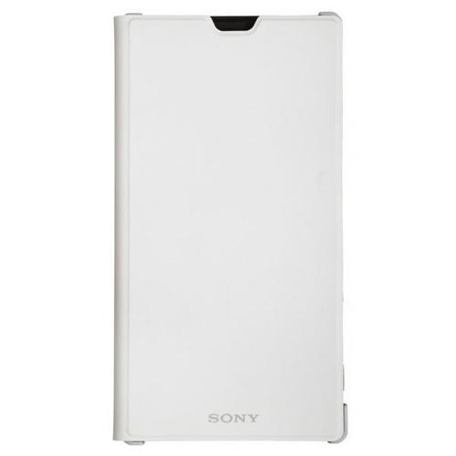 Чехол-книжка Sony FlipCover для Xperia T3 SCR16 White