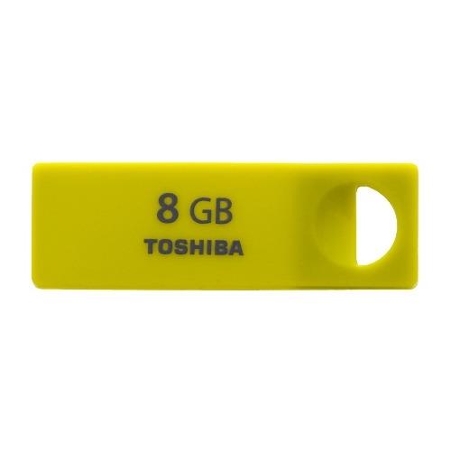 USB накопитель Toshiba USB 2.0 08EnsYel (8Gb) Yellow