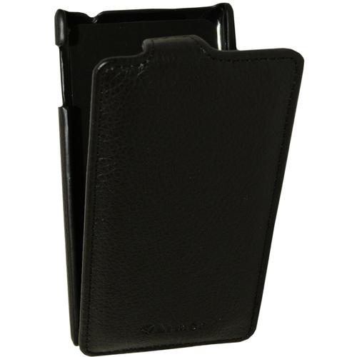 Чехол-флип для Nokia 720, Armor, черный
