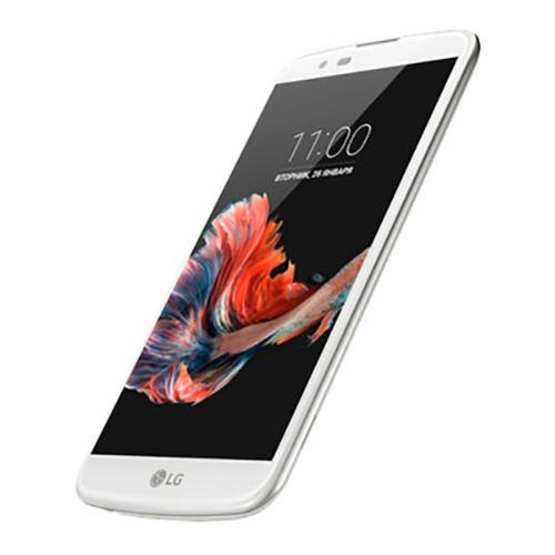 Телефон LG K410 K10 White