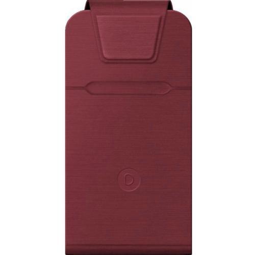 """Чехол-флип Deppa Flip Fold S универсальный (3.5""""-4.3"""") Red фото"""