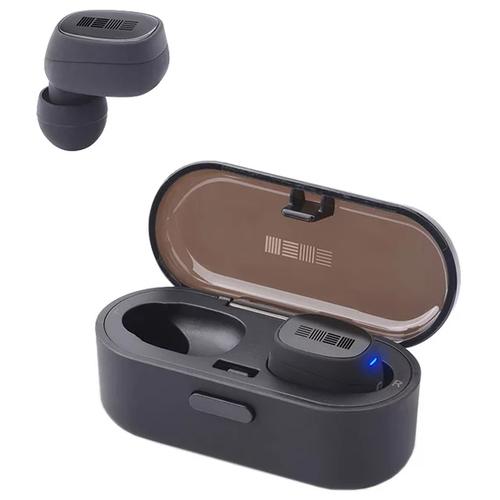 Беспроводные блютуз наушники InterStep SBH-520 черные