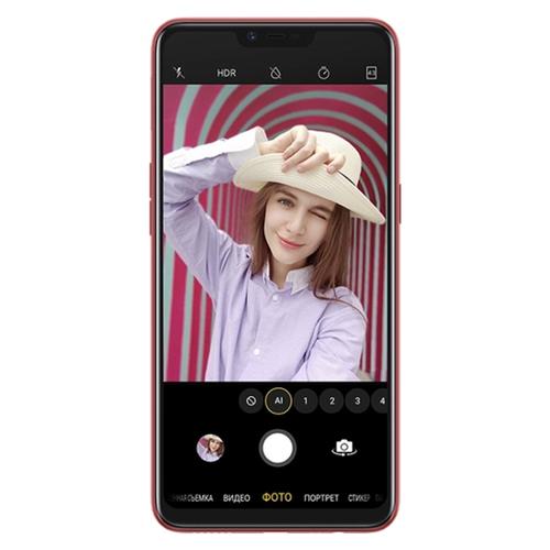 Телефон Oppo CPH1803 A3s Red