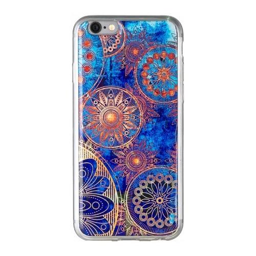 Накладка силиконовая IceTwice iPhone 6/6S Кружева №645