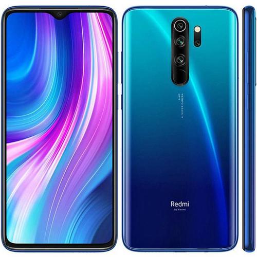 Телефон Xiaomi Redmi Note 8 Pro 128Gb Ram 6Gb Blue фото