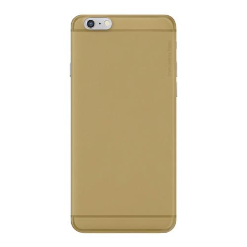 Накладка пластиковая Deppa Sky Case iPhone 6 Plus 0.4mm Gold