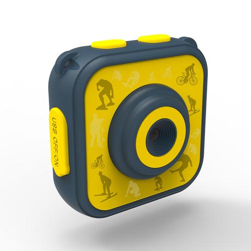 Экшн-камера Prolike FHD (детская) Yellow
