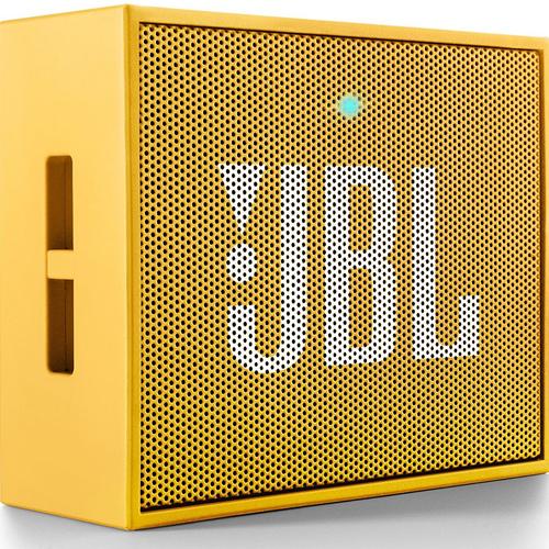 Колонка JBL GO Bluetooth Yellow