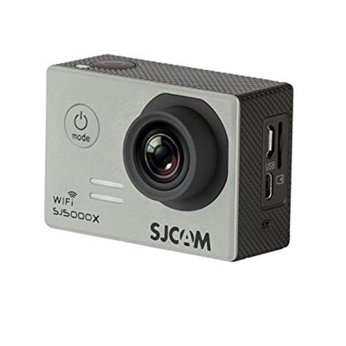 Экшн-камера SJCAM SJ4000 Wi-Fi, Silver