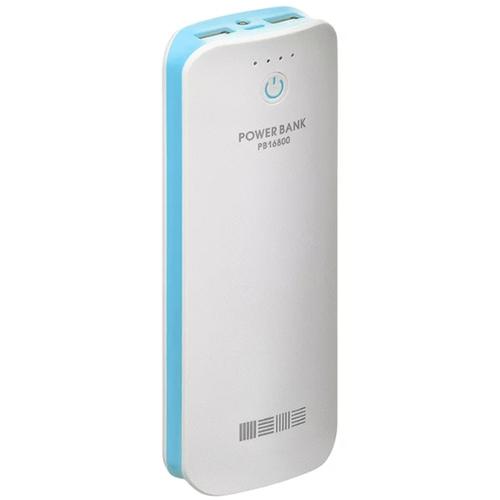 Внешний аккумулятор InterStep PB16800BR 16800 mAh White