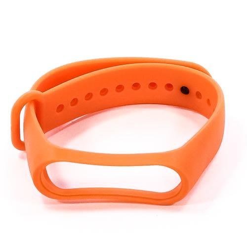 Ремешок Goodcom для фитнес-браслета Xiaomi Mi Band 3 Orange
