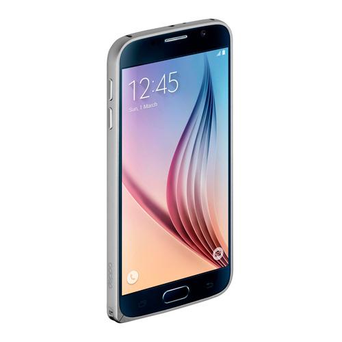 Бампер Deppa Alum для Samsung G920 Galaxy S6 и плёнка Graphite