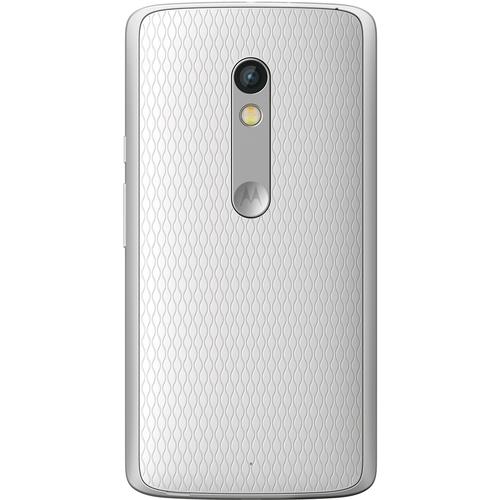 Телефон Motorola Moto X Play 16Gb White фото 3
