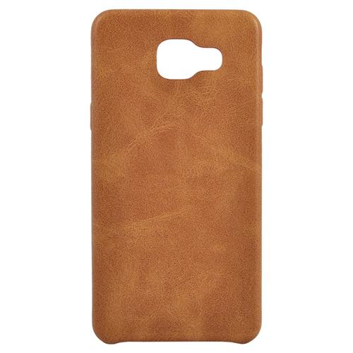 Накладка кожаная Uniq Outfitter Samsung Galaxy A7 2016 Brown