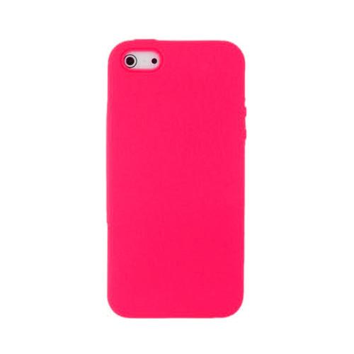 Накладка пластиковая Baseus iPhone 5 Crystal Case Pink фото