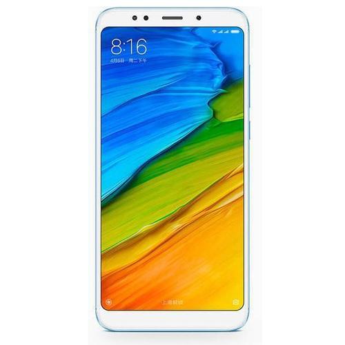 Телефон Xiaomi Redmi 5 Plus 4/64Gb Blue фото