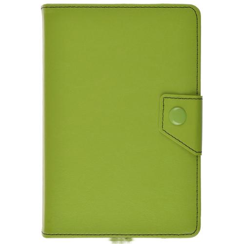 """Чехол-книжка ProShield Universal Slim универсальный 10"""" с клипсой Green"""